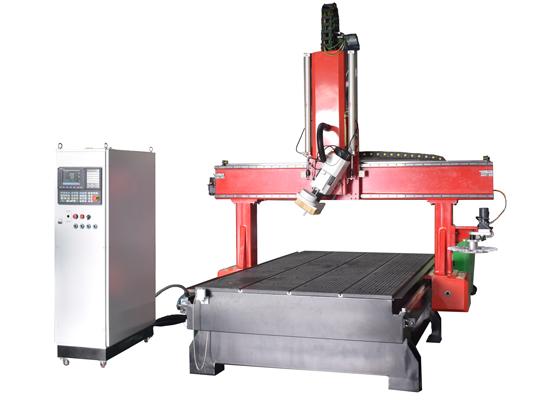 4 axis cnc machine