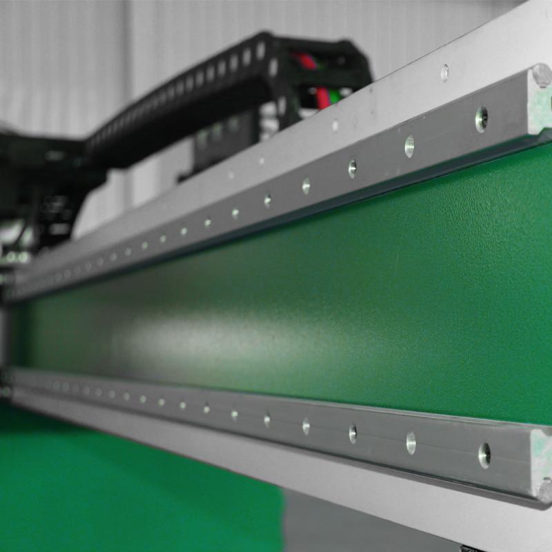 CNC Gantry Type Plasma Cutting Machinel