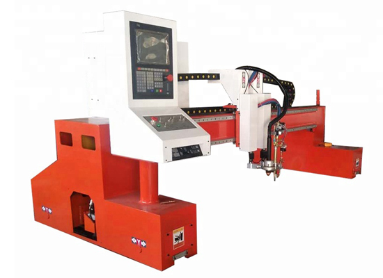 Gantry-type-cnc-plasma-cutting-machine