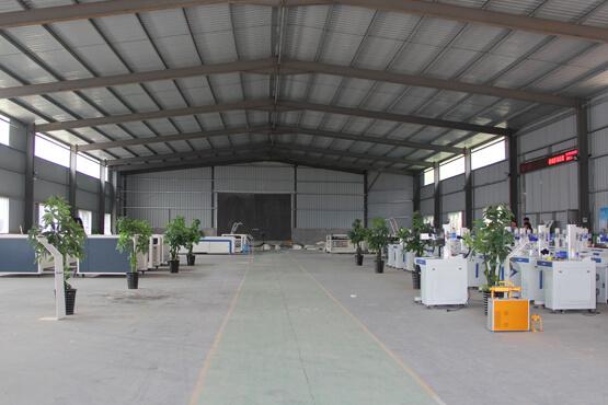 cnc machine factory
