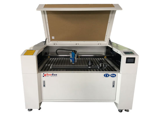co2 cnc laser machine for metal cutting