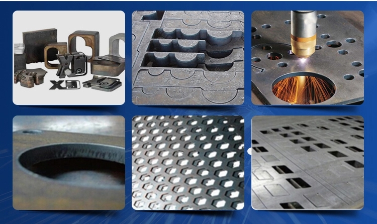 cncnc plasma cutter samples