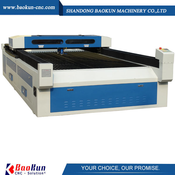 laser cutting machine for metal cutting
