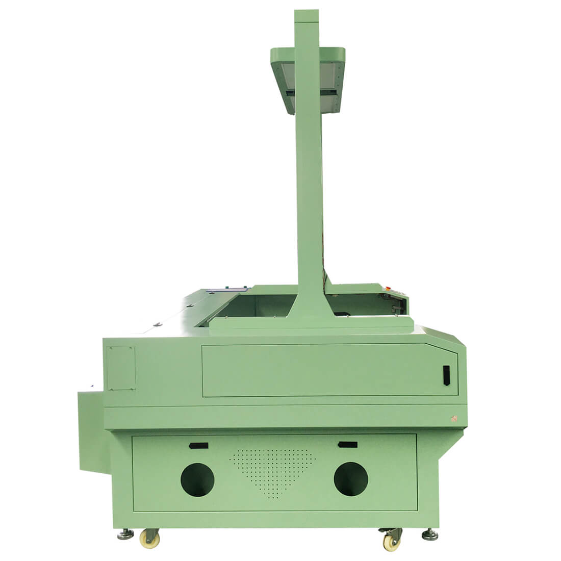 laser cutting machine with camera