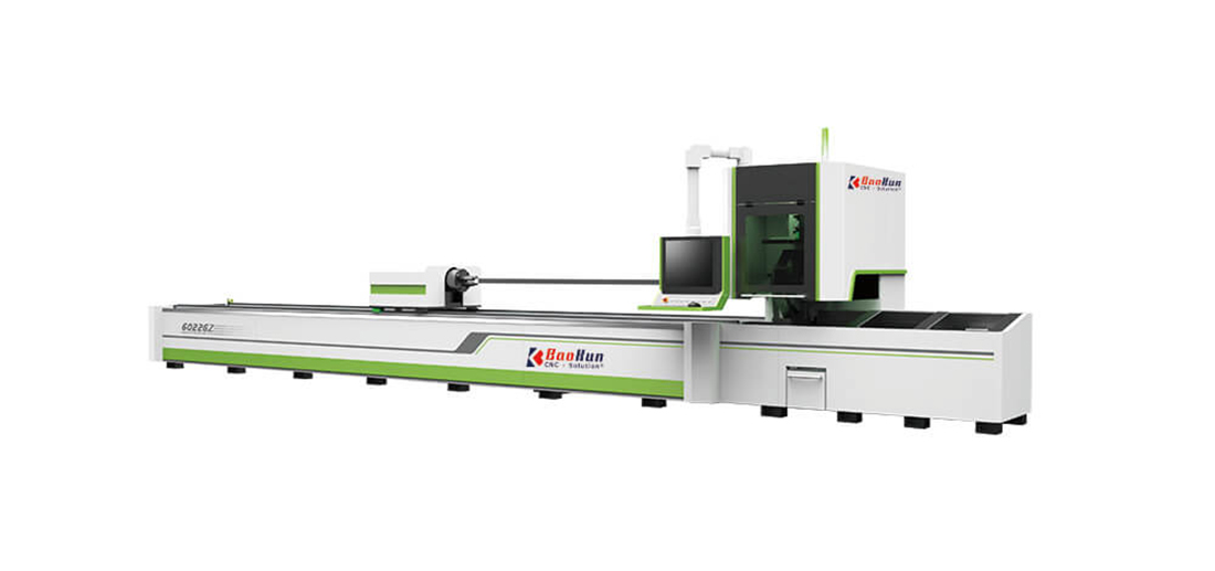 laser cutting machine for pipe cutting
